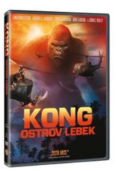 Kong: Ostrov lebek - DVD