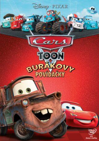 Cars Toon: Burákovy povídačky - neuveden
