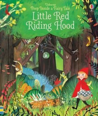 Little Red Riding Hood - Anna Milbourneová