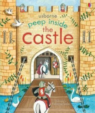 Peep Inside Castle - Anna Milbourneová