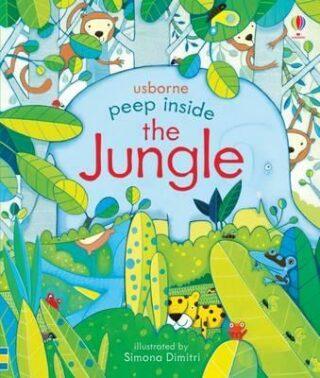 Jungle - Anna Milbourneová