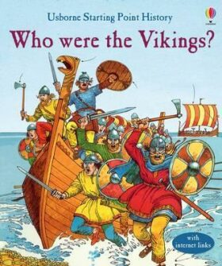 Who Were Vikings - Jane Chisholmová
