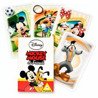 Piatnik Černý Petr - Mickey Mouse WD (papírová krabička)
