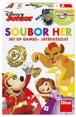 Disney Junior - soubor her