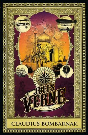 Claudius Bombarnak - Jules Verne