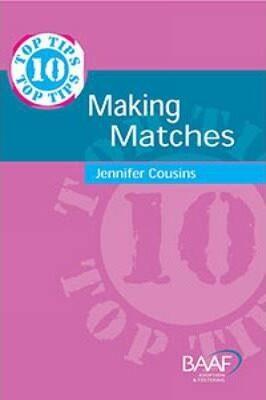 Ten Top Tips for Making Matches - Cousins Jennifer