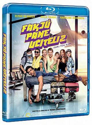 Fakjů pane učiteli 2 - Blu-ray - BLU-RAY