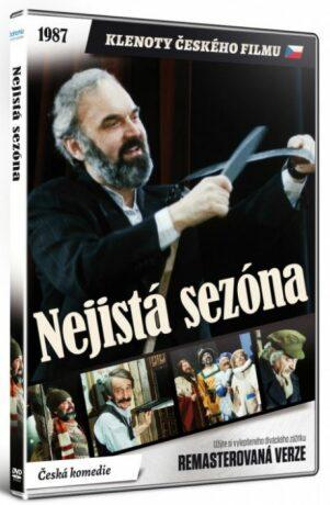 Nejistá sezóna DVD (remasterovaná verze) - DVD