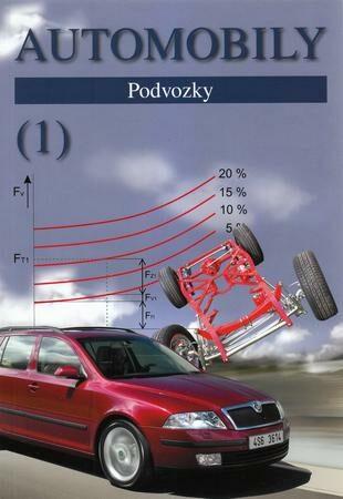 Automobily 1 - Podvozky - Bronislav Ždánský, Zdeněk Jan