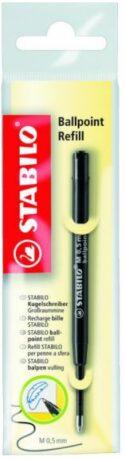 Náplň do kuličkového pera STABILO - černá
