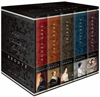 Brontë - Die großen Romane (im Schuber) - Agnes Grey - Jane Eyre - Villette - Shirley - Sturmhöhe - Emily Brontëová