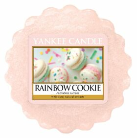 Vonný vosk do aromalampy - Rainbow Cookie