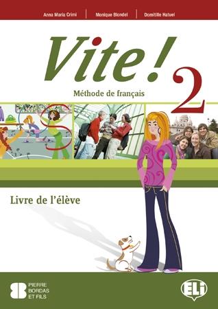 VITE! 2 - učebnice - Kolektiv