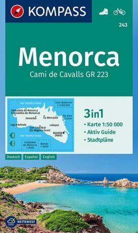 Menorca 243 NKOM - neuveden
