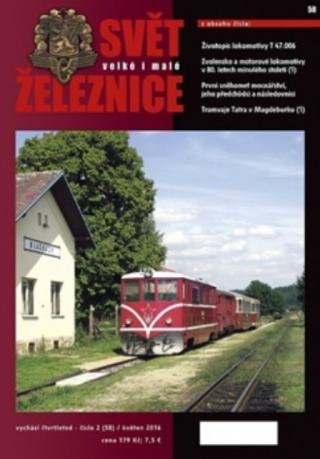 Svět velké i malé železnice - 58 (5/2016) - Jan Vaněk