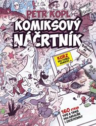 Komiksový náčrtník - Petr Kopl