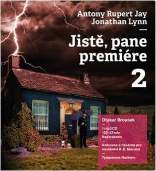 Jistě, pane premiére 2 - Jonathan Lynn, Anthony Rupert Jay
