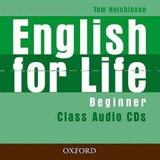 English for Life: Beginner: Class Audio CDs -