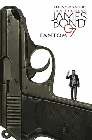 James Bond 2 - Fantom - Ellis Warren, Jason Masters