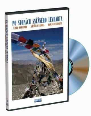 Po stopách sněžného levharta DVD - DVD