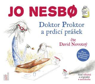 Doktor Proktor a prdicí prášek - Jo Nesbø