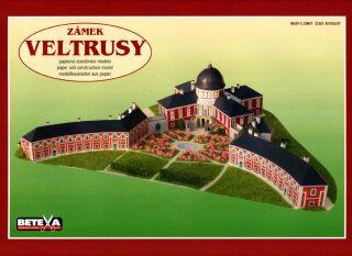 Zámek Veltrusy -