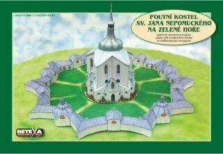 Poutní kostel sv.Jana Nepomuckého -