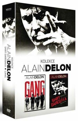 Alain Delon kolekce: Gang, Smrt darebáka - neuveden