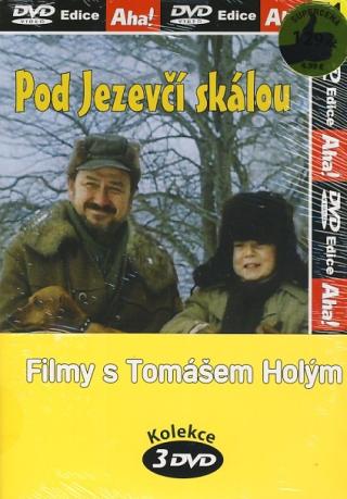 Filmy s Tomášem Holým - kolekce 3 DVD - neuveden