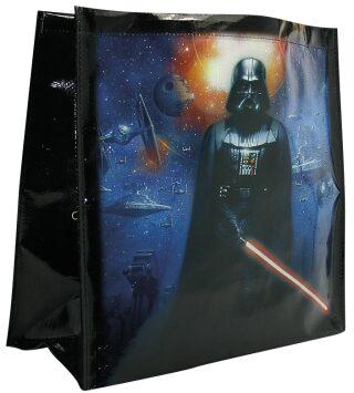 Nákupní taška Star Wars - Yoda and Darth Vader