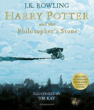 Harry Potter and the Philosopher´s Stone - Joanne K. Rowlingová