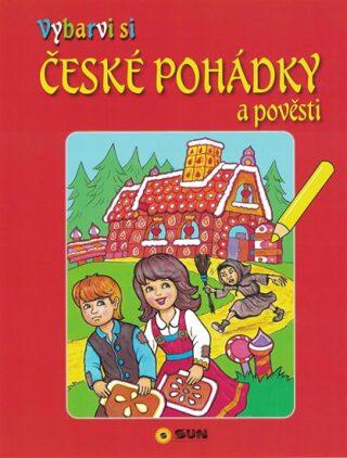 České pohádky a pověsti - Vybarvi si