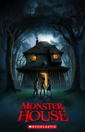 Secondary Level 1: Monster House - book + CD - kolektiv autorů