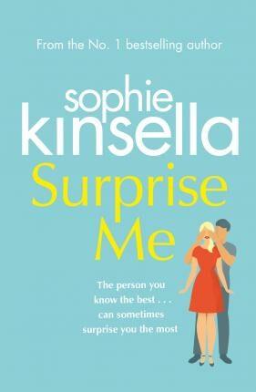 Surprise Me - Sophie Kinsellová
