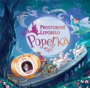 Popelka, Prostorové Leporelo - Zanna Davidson