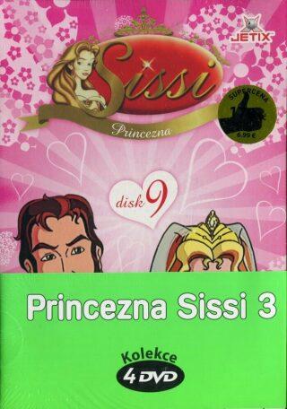 Princezna Sissi 3 - DVD