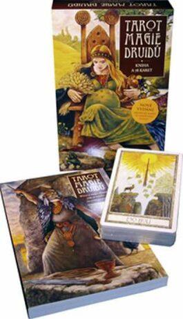 Tarot Magie druidů - Philip Carr-Gomm, Will Worthington