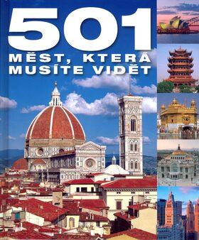 501 měst, která musíte vidět -