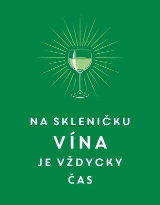 Na skleničku vína je vždycky čas - neuveden