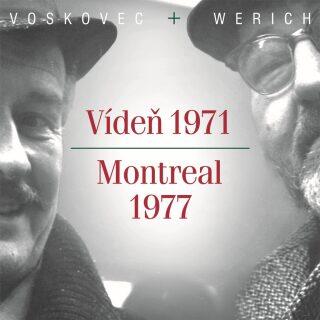 Vídeň 1971/Montreal 1977 - Jan Werich, Jiří Voskovec