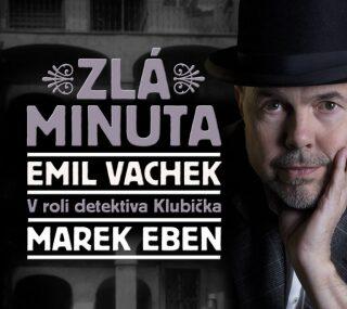 Zlá minuta - Vachek Emil
