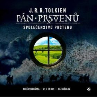 Pán prstenů 1: Společenstvo prstenů - J. R. R. Tolkien