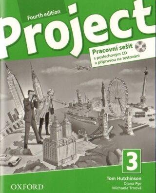 Project Fourth Edition 3 Pracovní sešit - Tom Hutchinson, Janet Hardy-Gould