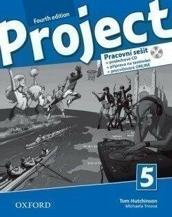 Project Fourth Edition 5 Pracovní sešit - Tom Hutchinson