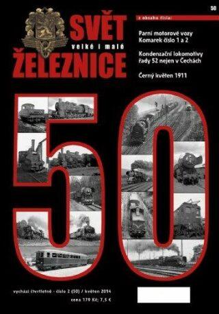 Svět velké i malé železnice - 50 (2/2014) - Jan Vaněk