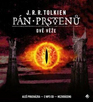 Pán prstenů 2: Dvě věže - J. R. R. Tolkien