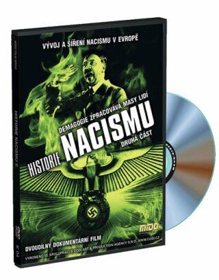 DVD Historie nacismu druhá část -