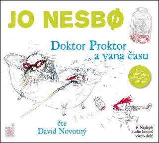 Doktor Proktor a vana času - Jo Nesbø