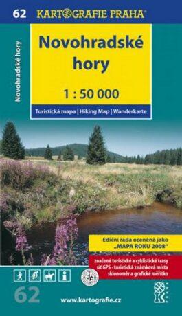 1: 50T (62)-Novohradské hory (turistická mapa)