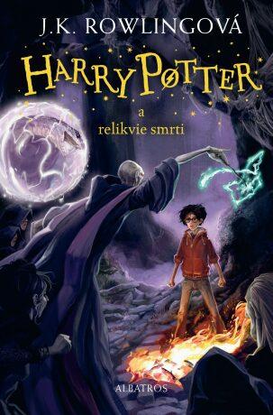 Harry Potter a relikvie smrti - Joanne K. Rowlingová
